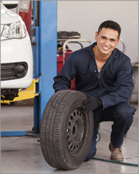 Mike's Auto Recycling: Venice Tire Shop - Tire Selection